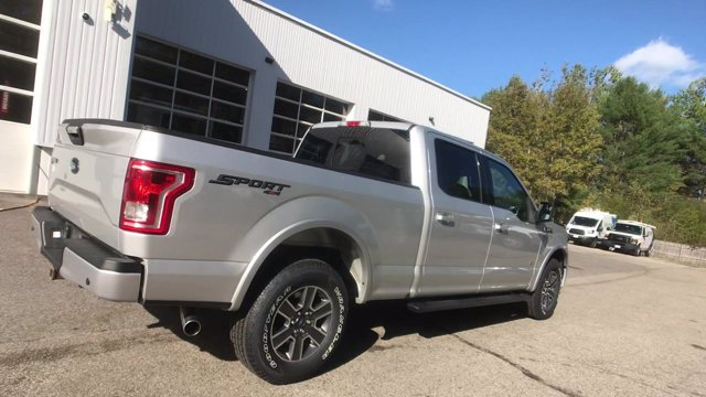 2017 Ford F-150 SuperCrew Cab 4x4, Pickup #L674A - photo 2