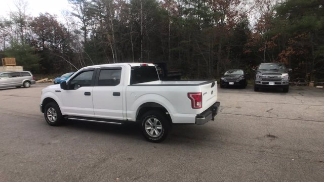 2016 Ford F-150 SuperCrew Cab 4x4, Pickup #L824A - photo 16