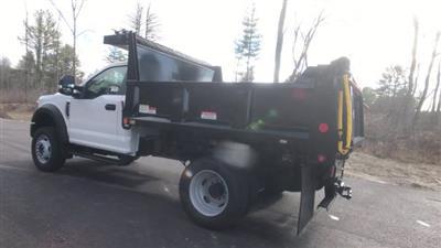 2020 Ford F-600 Regular Cab DRW 4x4, Dump Body #L831 - photo 15