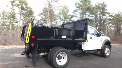 2020 Ford F-600 Regular Cab DRW 4x4, Dump Body #L831 - photo 2