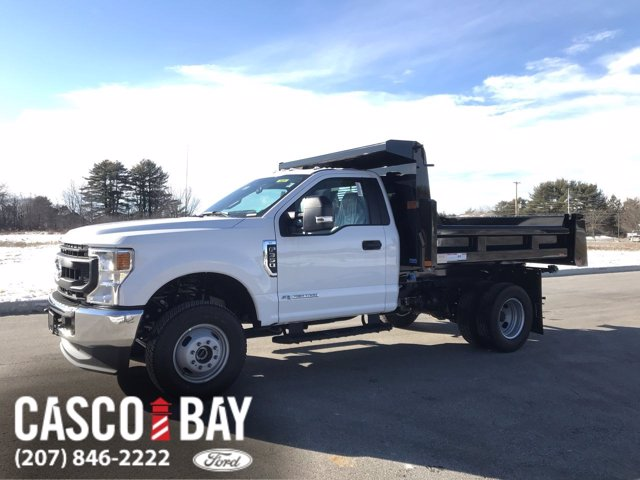 2020 Ford F-350 Regular Cab DRW 4x4, Dump Body #L932 - photo 1