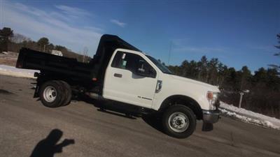 2020 Ford F-350 Regular Cab DRW 4x4, Dump Body #L932 - photo 14