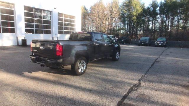 2018 Chevrolet Colorado Crew Cab 4x4, Pickup #L951A - photo 2