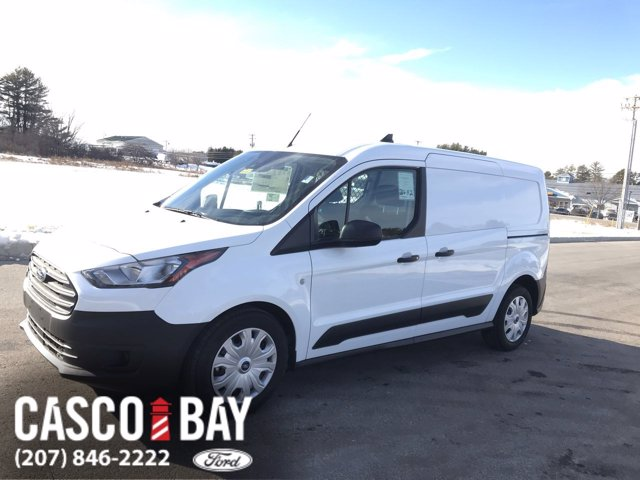 2021 Ford Transit Connect FWD, Empty Cargo Van #M003 - photo 1