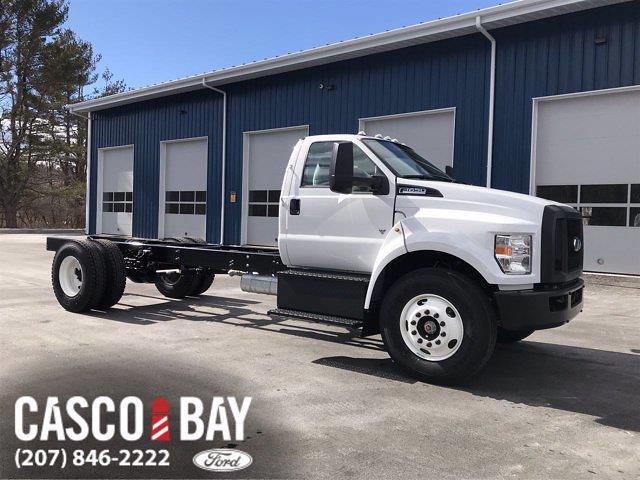 2021 Ford F-650 Regular Cab DRW 4x2, Cab Chassis #M017 - photo 1