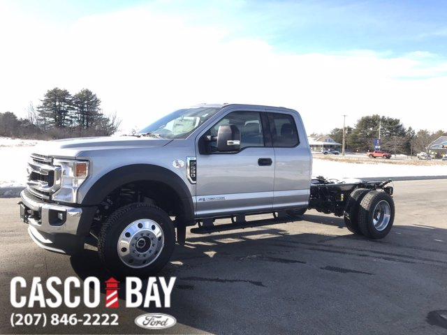 2021 Ford F-550 Super Cab DRW 4x4, Cab Chassis #M040 - photo 1