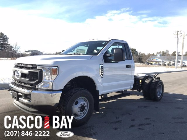 2021 Ford F-350 Regular Cab DRW 4x4, Cab Chassis #M047 - photo 1