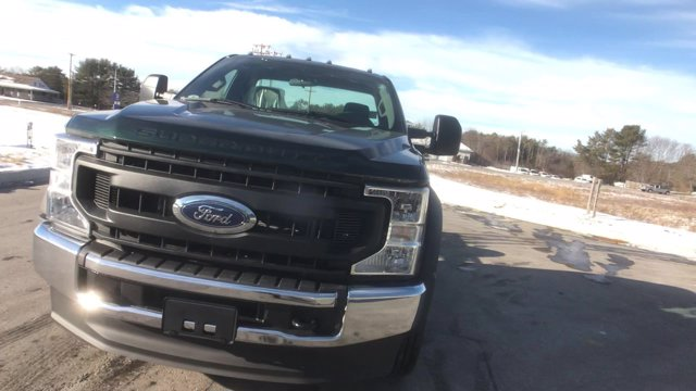 2021 Ford F-450 Regular Cab DRW 4x4, Cab Chassis #M049 - photo 11