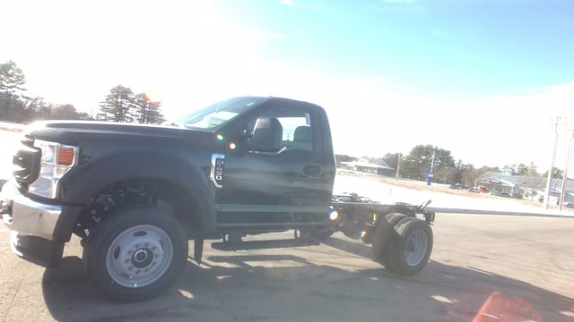2021 Ford F-450 Regular Cab DRW 4x4, Cab Chassis #M049 - photo 12