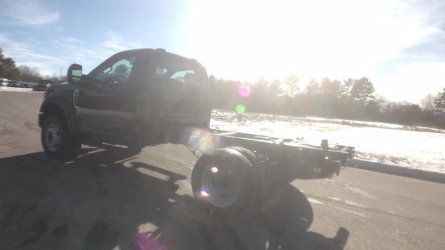 2021 Ford F-450 Regular Cab DRW 4x4, Cab Chassis #M049 - photo 1