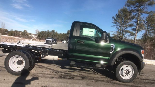 2021 Ford F-450 Regular Cab DRW 4x4, Cab Chassis #M049 - photo 16
