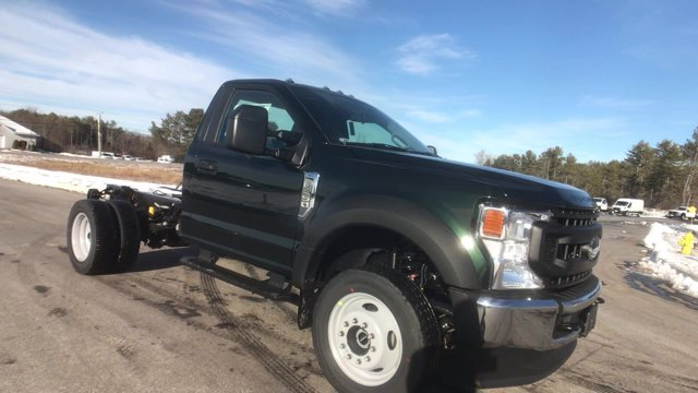 2021 Ford F-450 Regular Cab DRW 4x4, Cab Chassis #M049 - photo 10