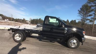 2021 Ford F-350 Regular Cab DRW 4x4, Cab Chassis #M052 - photo 16