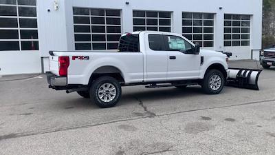 2021 Ford F-350 Super Cab 4x4, Fisher Snowplow Pickup #M059 - photo 2