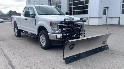 2021 Ford F-350 Super Cab 4x4, Fisher Snowplow Pickup #M059 - photo 15