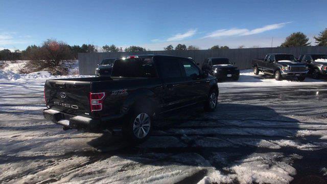 2018 Ford F-150 SuperCrew Cab 4x4, Pickup #M114A - photo 2