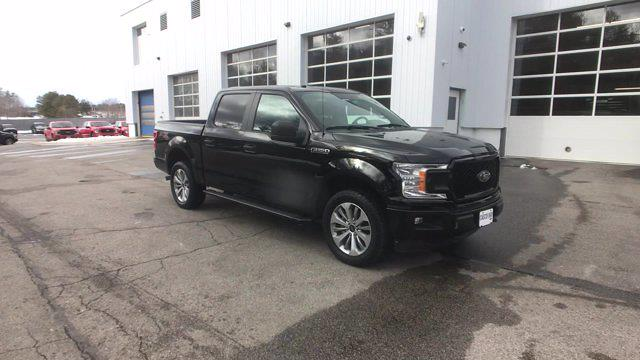 2018 Ford F-150 SuperCrew Cab 4x4, Pickup #M121A - photo 13