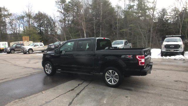 2018 Ford F-150 SuperCrew Cab 4x4, Pickup #M121A - photo 17