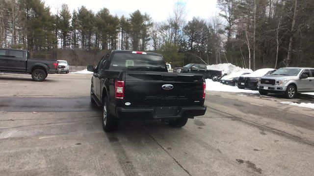 2018 Ford F-150 SuperCrew Cab 4x4, Pickup #M121A - photo 18