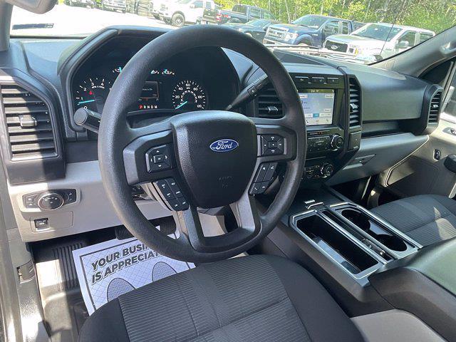 2018 Ford F-150 SuperCrew Cab 4x4, Pickup #M129A - photo 8