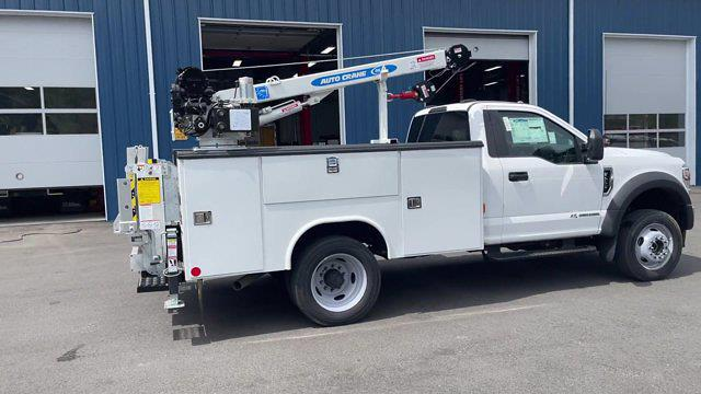 2021 Ford F-550 Regular Cab DRW 4x4, Mechanics Body #M153 - photo 1