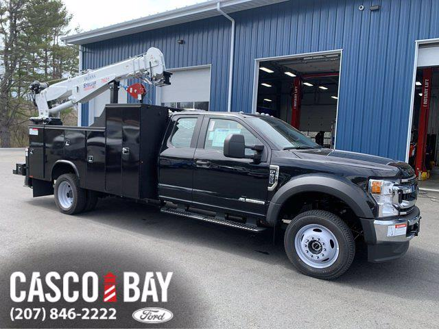 2021 Ford F-550 Super Cab DRW 4x4, Mechanics Body #M179 - photo 1