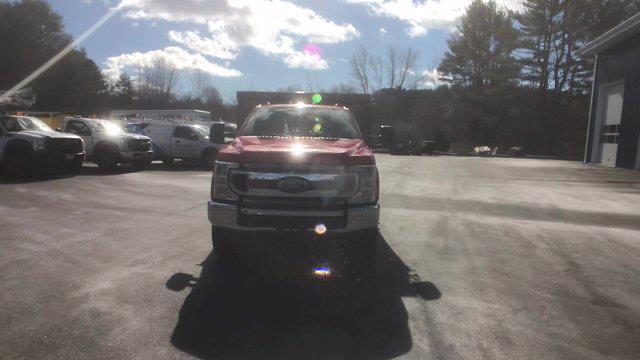 2021 Ford F-350 Regular Cab DRW 4x4, Reading Dump Body #M194 - photo 12