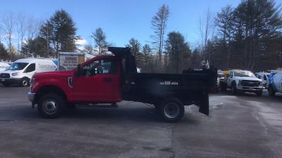 2021 Ford F-350 Regular Cab DRW 4x4, Reading Dump Body #M194 - photo 14