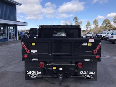 2021 Ford F-350 Regular Cab DRW 4x4, Reading Dump Body #M194 - photo 4