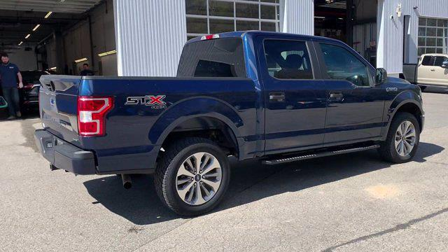 2018 Ford F-150 SuperCrew Cab 4x4, Pickup #M285A - photo 2