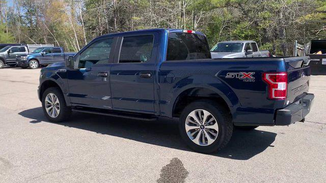 2018 Ford F-150 SuperCrew Cab 4x4, Pickup #M285A - photo 19