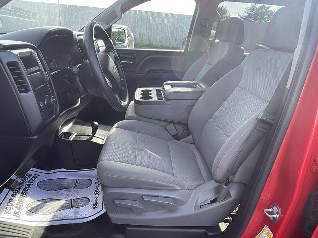 2018 Chevrolet Silverado 1500 Crew Cab 4x4, Pickup #M290A - photo 7