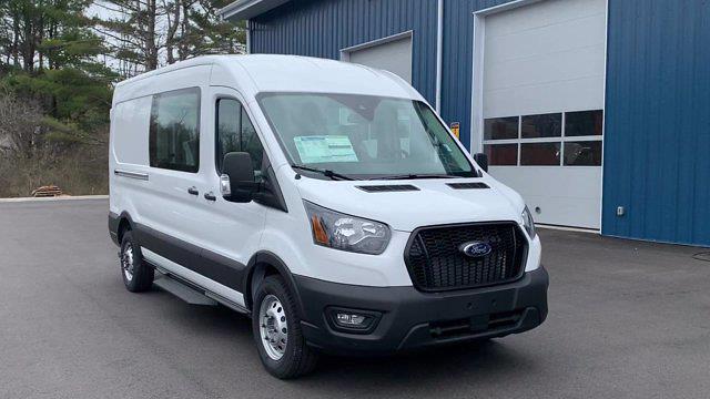 2021 Ford Transit 250 Medium Roof AWD, Crew Van #M327 - photo 16