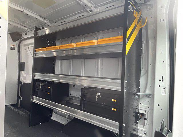2021 Ford Transit 250 Medium Roof AWD, Upfitted Cargo Van #M330 - photo 13