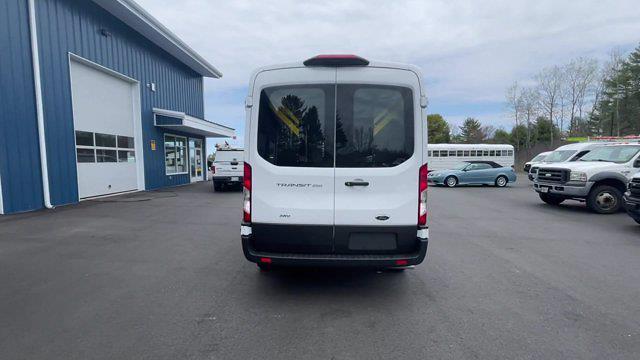 2021 Ford Transit 250 Medium Roof AWD, Upfitted Cargo Van #M330 - photo 14