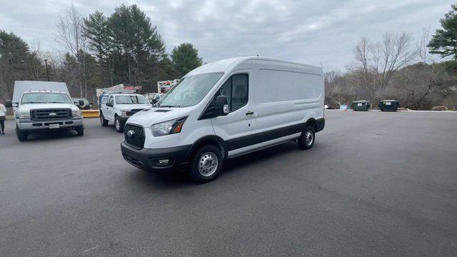 2021 Ford Transit 250 Medium Roof AWD, Upfitted Cargo Van #M330 - photo 19