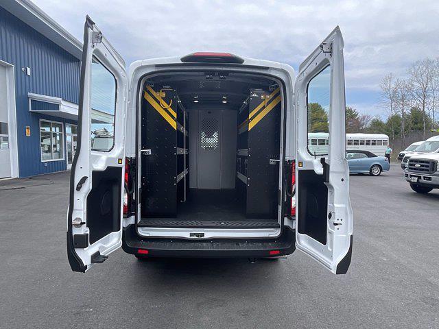 2021 Ford Transit 250 Medium Roof AWD, Upfitted Cargo Van #M330 - photo 2