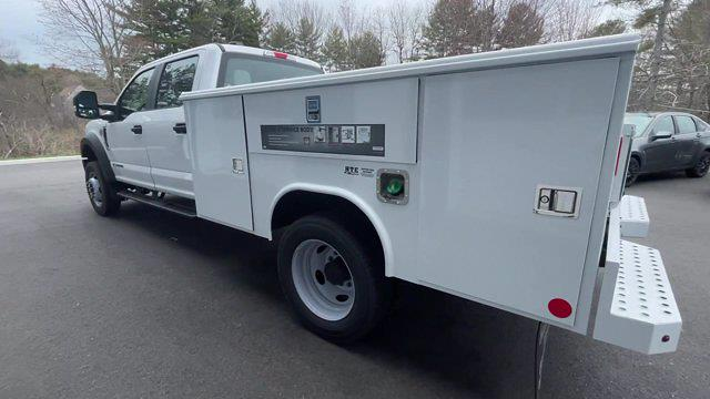 2021 Ford F-450 Crew Cab DRW 4x4, Service Body #M350 - photo 14