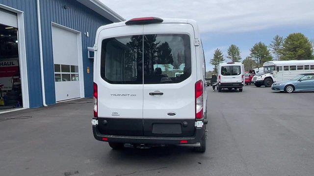 2021 Ford Transit 250 Medium Roof AWD, Empty Cargo Van #M372 - photo 14