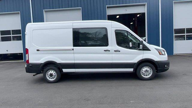 2021 Ford Transit 250 Medium Roof AWD, Empty Cargo Van #M372 - photo 16