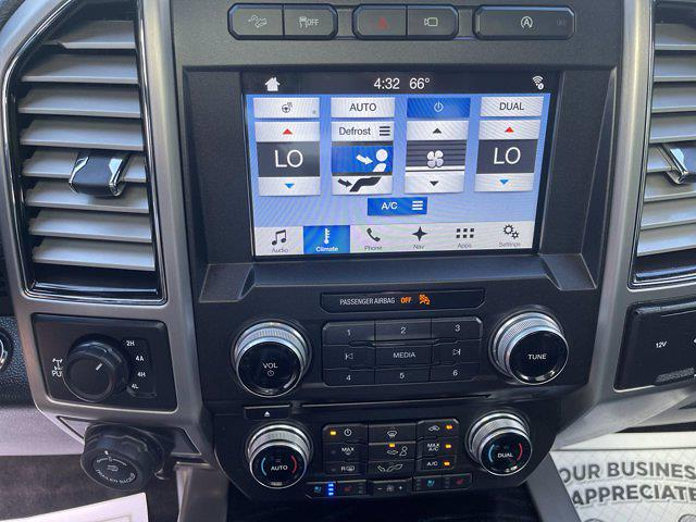2018 Ford F-150 SuperCrew Cab 4x4, Pickup #M402A - photo 12