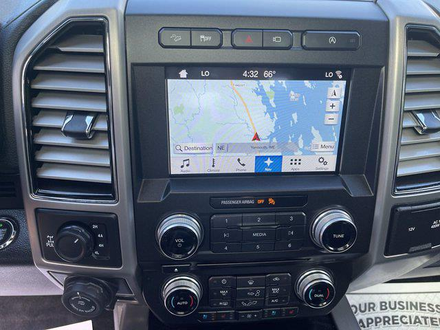 2018 Ford F-150 SuperCrew Cab 4x4, Pickup #M402A - photo 13