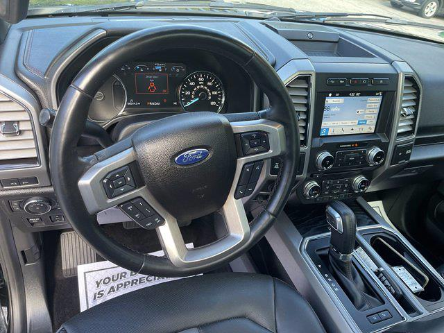2018 Ford F-150 SuperCrew Cab 4x4, Pickup #M402A - photo 8