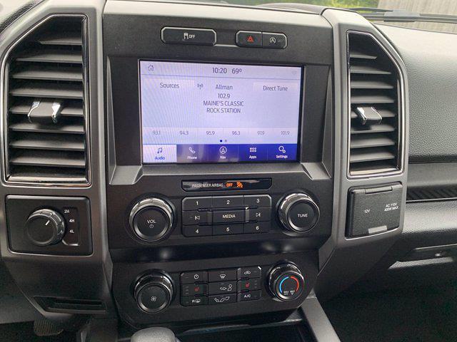2019 F-150 SuperCrew Cab 4x4,  Pickup #M497A - photo 11