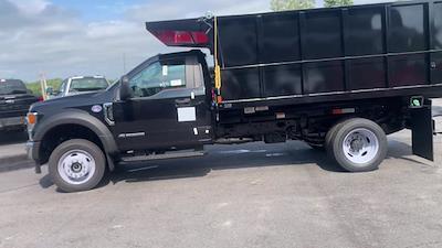 2021 F-550 Regular Cab DRW 4x4,  Landscape Dump #M511 - photo 14