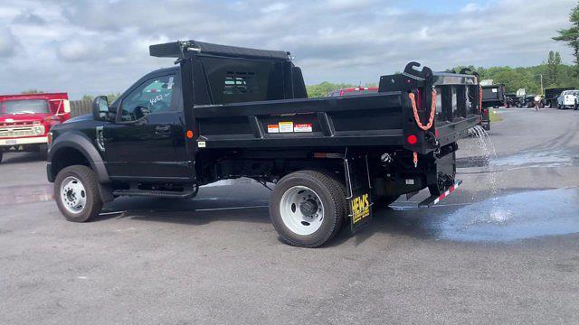 2021 F-450 Regular Cab DRW 4x4,  Dump Body #M523 - photo 16