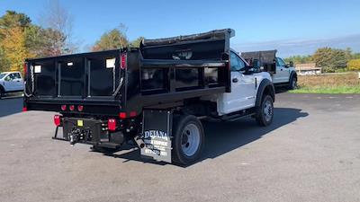 2022 F-550 Regular Cab DRW 4x4,  Rugby Dump Body #N028 - photo 2