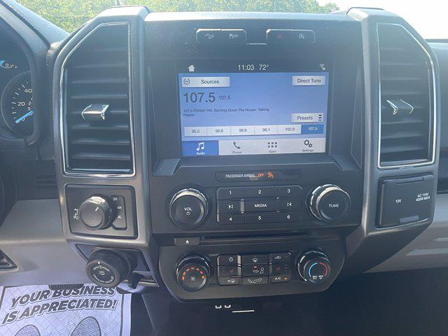 2018 F-150 SuperCrew Cab 4x4,  Pickup #P7421 - photo 11
