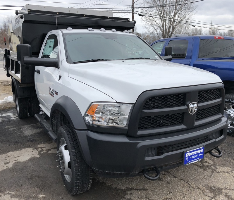 2016 Ram 5500 Regular Cab DRW 4x4, Iroquois Dump Body #T16264 - photo 5
