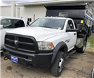 2016 Ram 5500 Regular Cab DRW 4x4 Dump Body #T16264 - photo 1